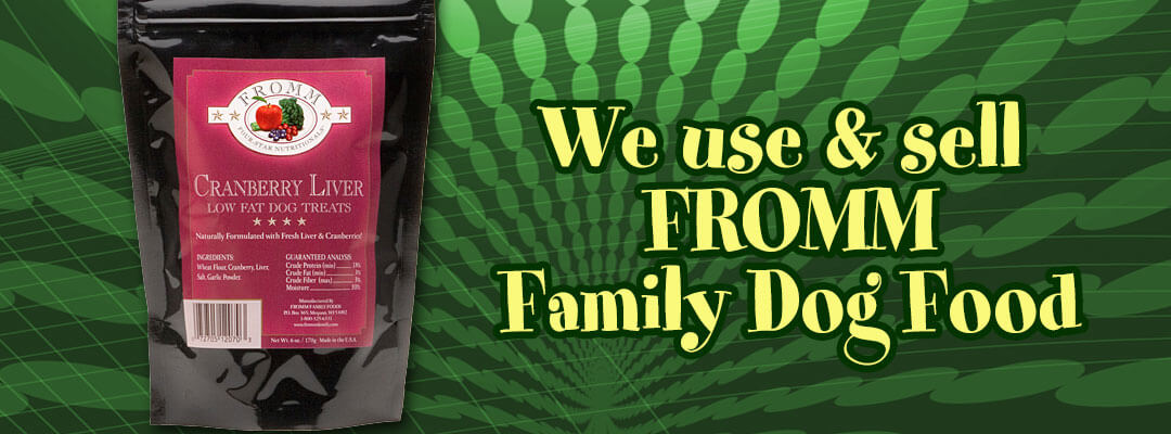 Fromm Family Dog Food Reseller